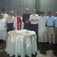 Nuevo diácono en el Vicariato