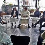 Visita del Provincial fr. Martín Gelabert Ballester OP
