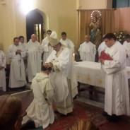 Ordenación Sacerdotal de Fray Felipe,OP