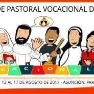 Taller de Pastoral Juvenil y Vocacional dominica en Asunción