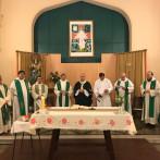 Fray Santiago Fernández asume como párroco