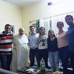 Visita del Promotor del laicado