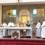 Nuevo párroco en Montevideo